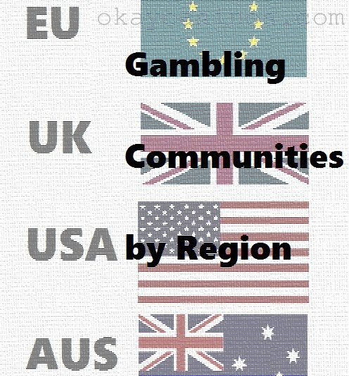 regional safe online gambling communities